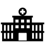 46863882-stock-vector-vector-icon-of-hospital-building-front-silhouette